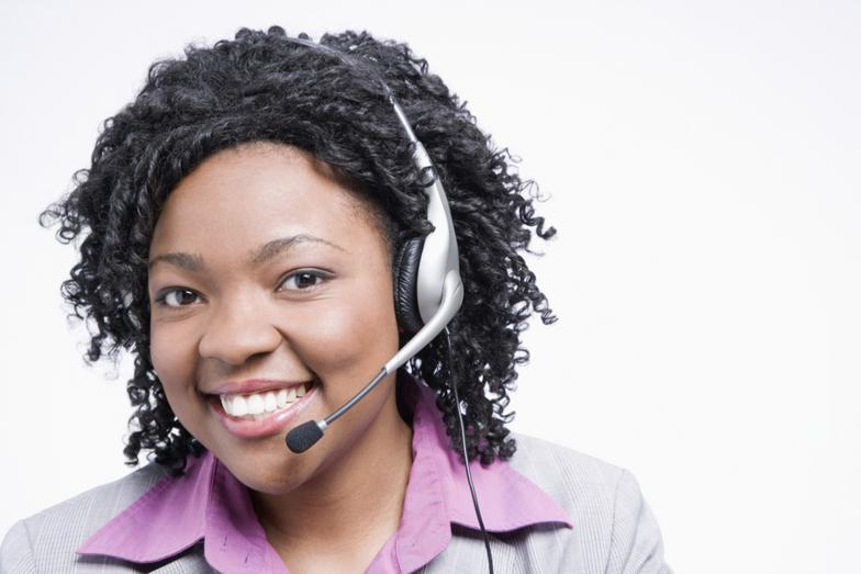 Our customer service team is always ready to serve you